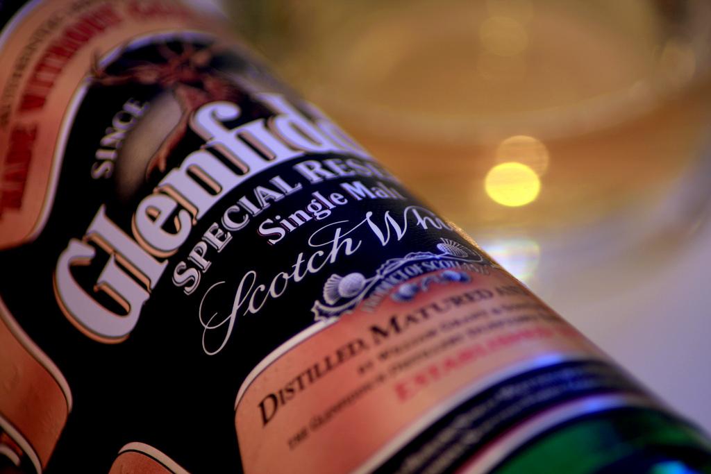 Fredagswhisky- och mys