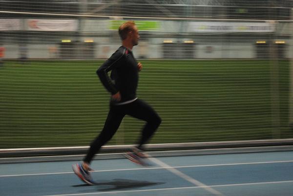Benny Sjölind löptest