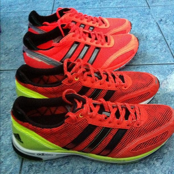 Dags för nya löparskor