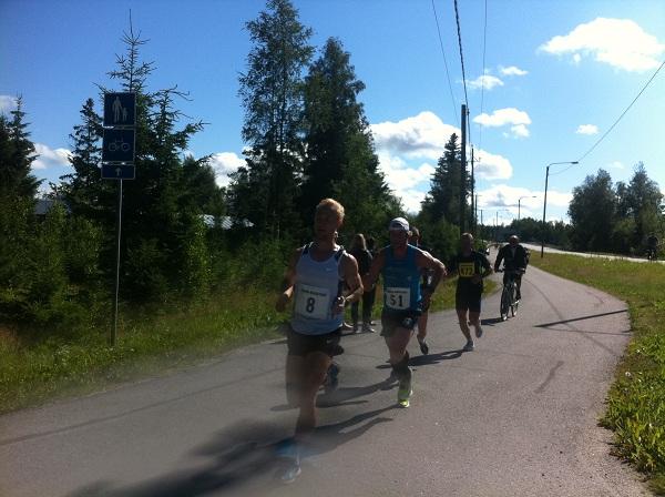 Benny Sjölind Jakob Marathon 20.7
