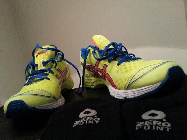 Färdigklädd för Barcelona Marathon