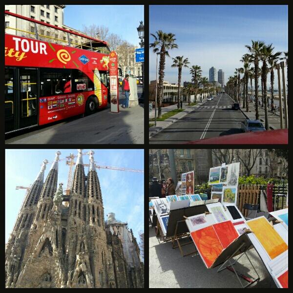 Barcelona dag 2