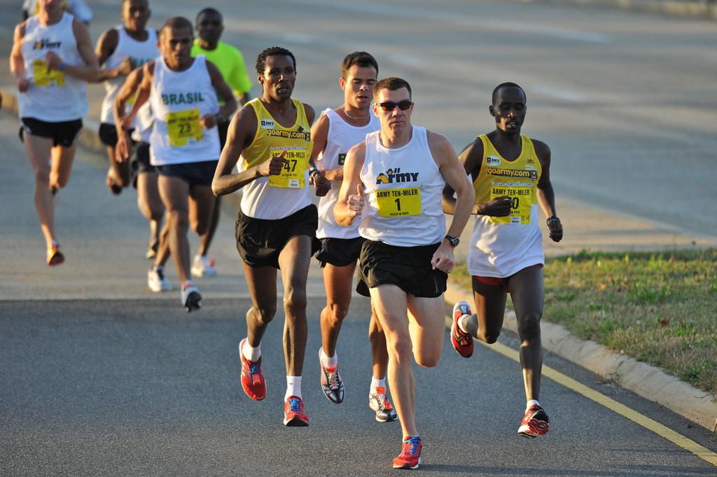 Maratonlöparens viktigaste egenskaper
