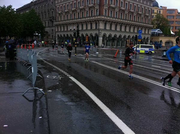 Startnumren till Stockholm Marathon 2013 har kommit