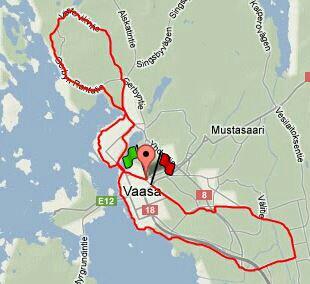 Långpass 32 km helt utan smärta!