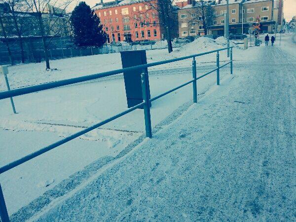 snömorgon