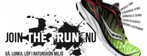 Vinn startplats till The Run Stockholm 14 maj!
