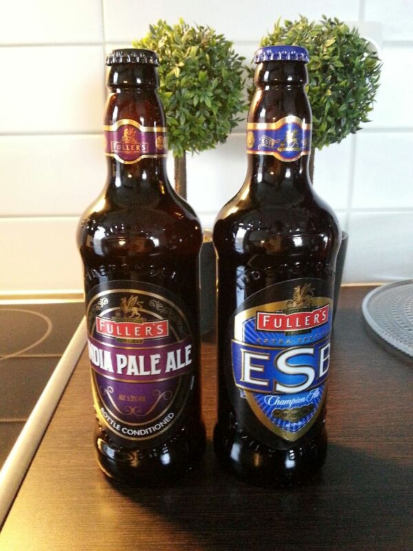 ESB och India pale ale