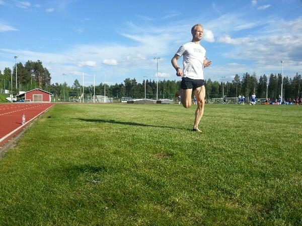 Min väg till Stockholm Marathon 2013