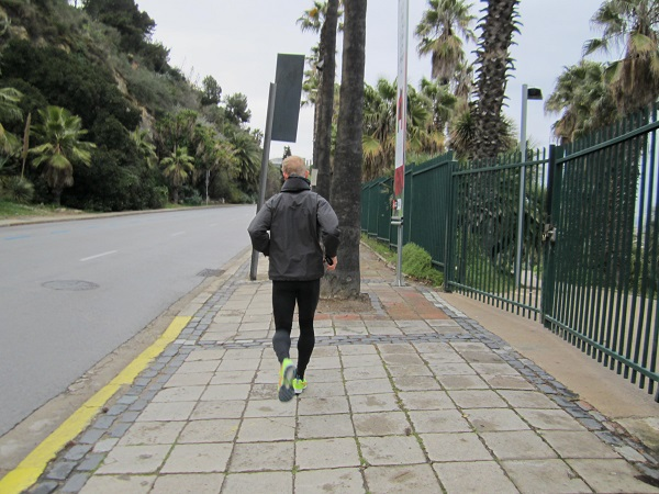 backlöpning i barcelona
