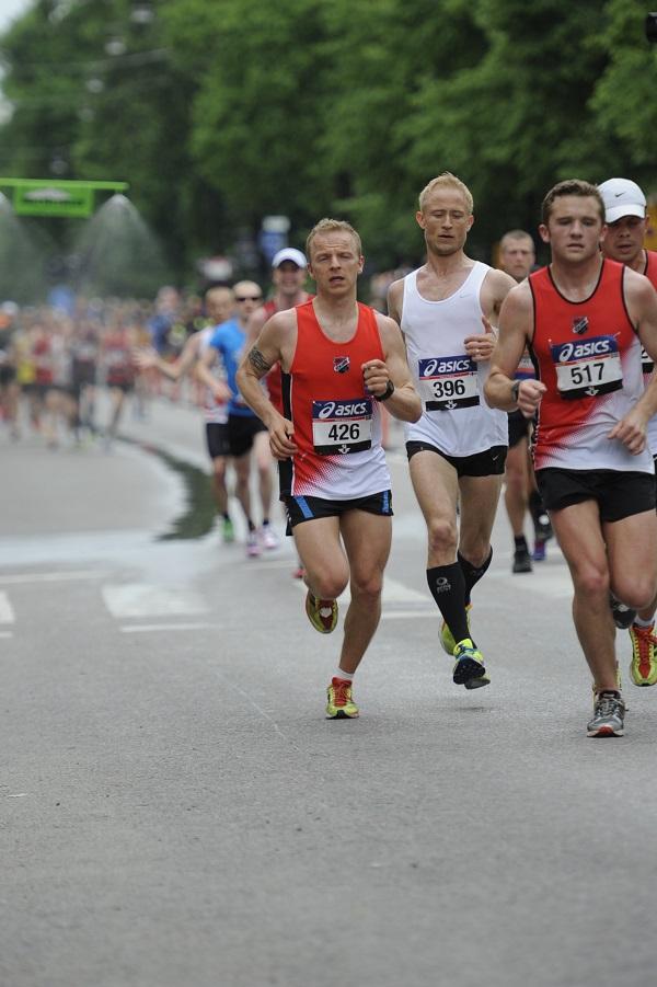 Mitt Stockholm Marathon i bilder