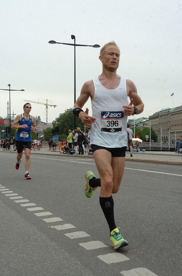 Vald bild 7 Stockholm Marathon