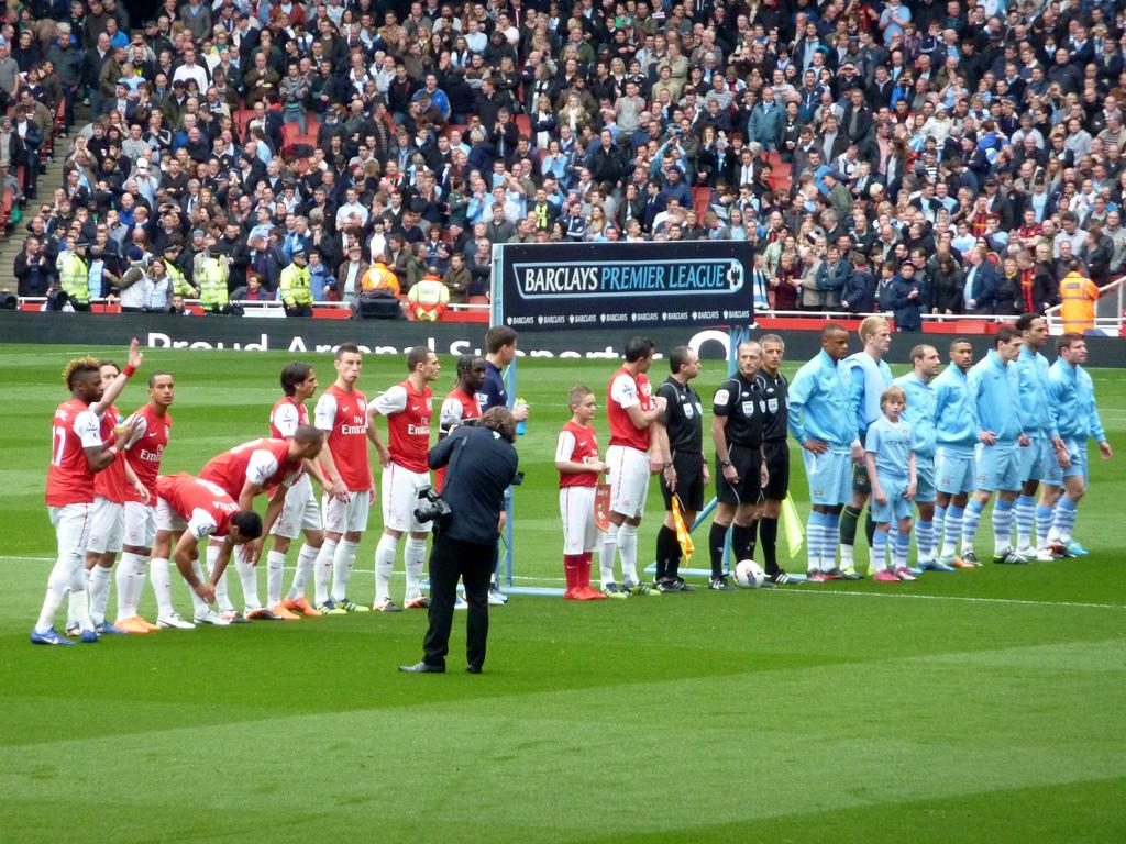 Biljetter till Arsenal-Man.City bokade!
