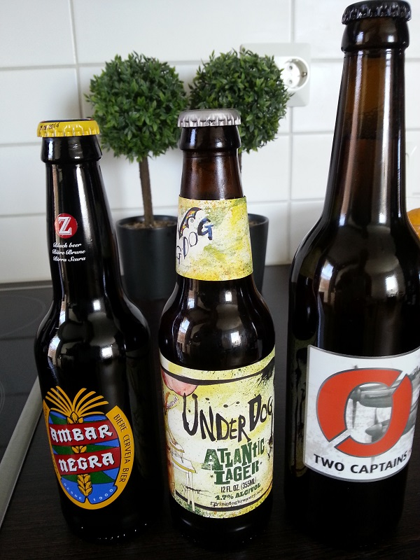 gårdagens öl