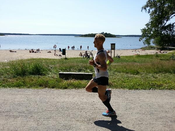 Sammanfattning av träningsveckan