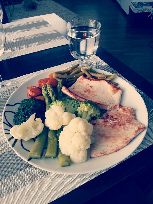 Veckosammanfattningen och min diet