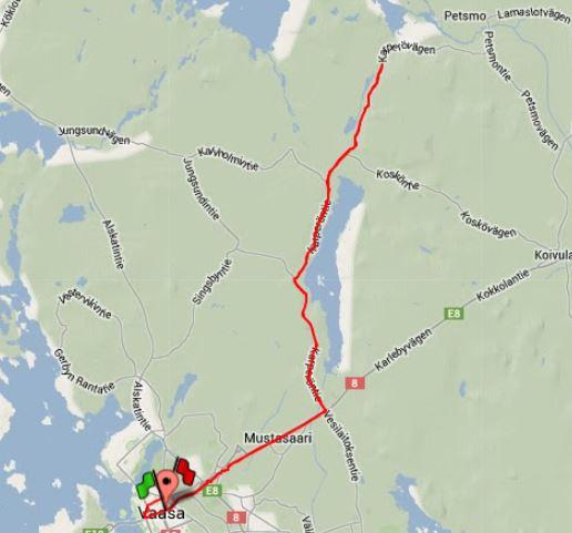 långpass 28.12.2013 karta