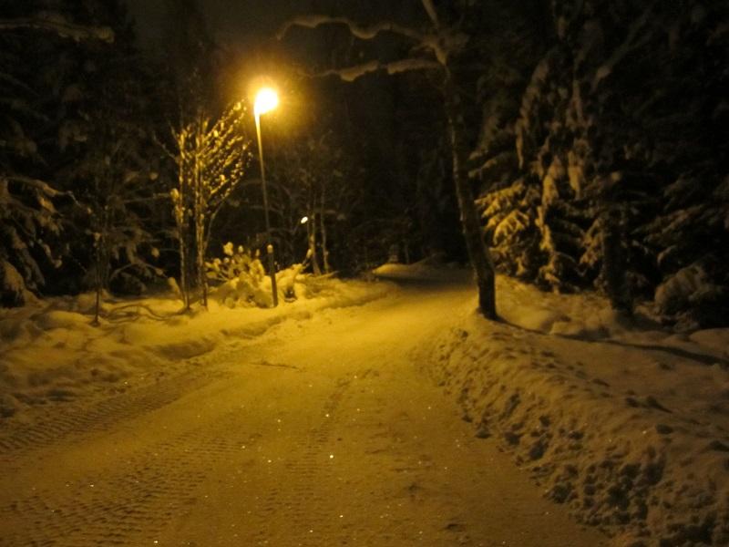 vinterväder ifjol