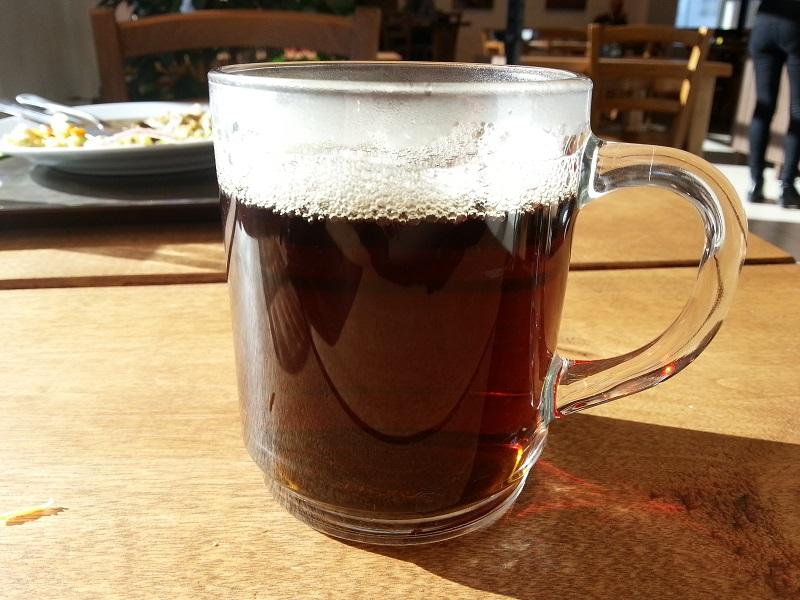 långpass 15.3.2014 koffeinfritt kaffe