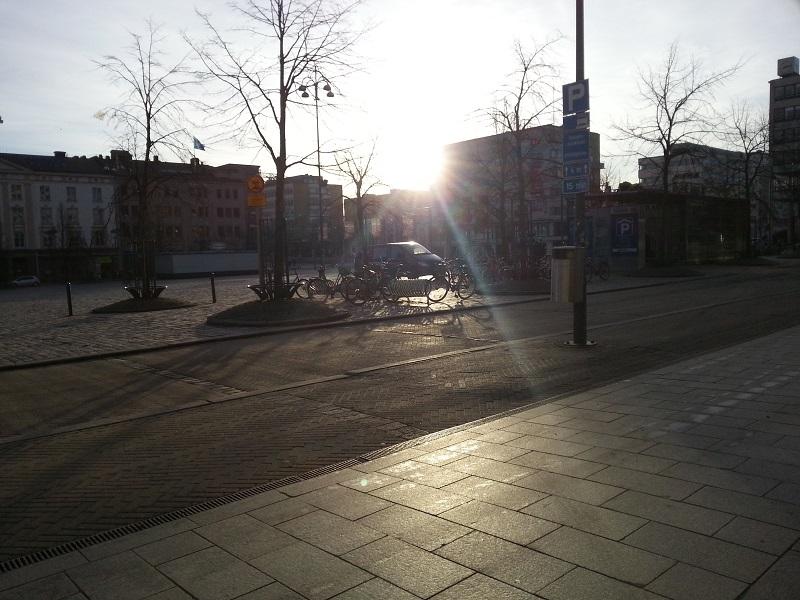 långpass 15.3.2014 tidiga morgnar