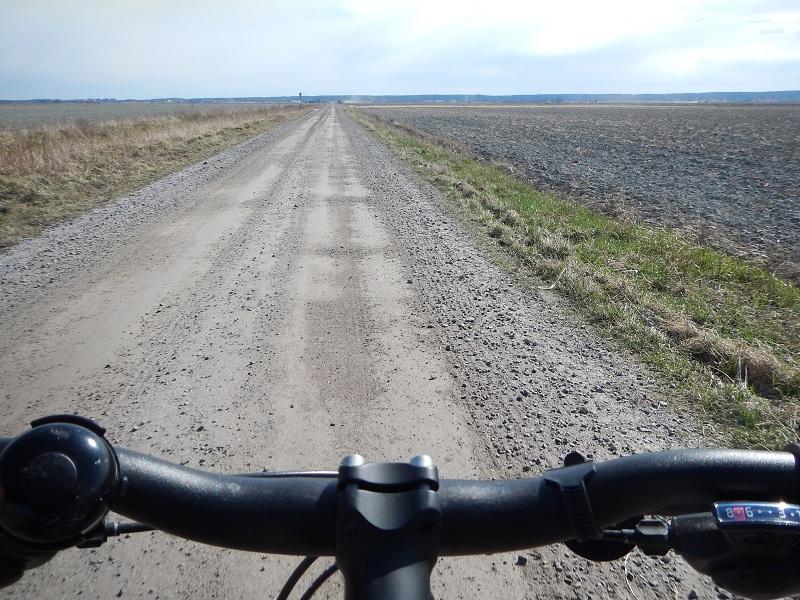 cykling söderfjärden