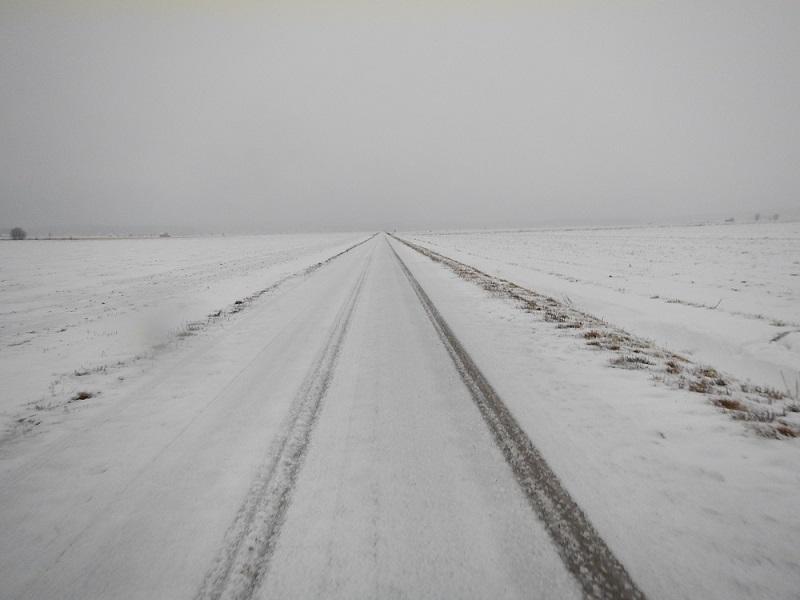 långpass söderfjärden i vinter