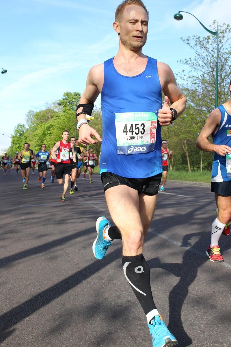 paris marathon jag 8