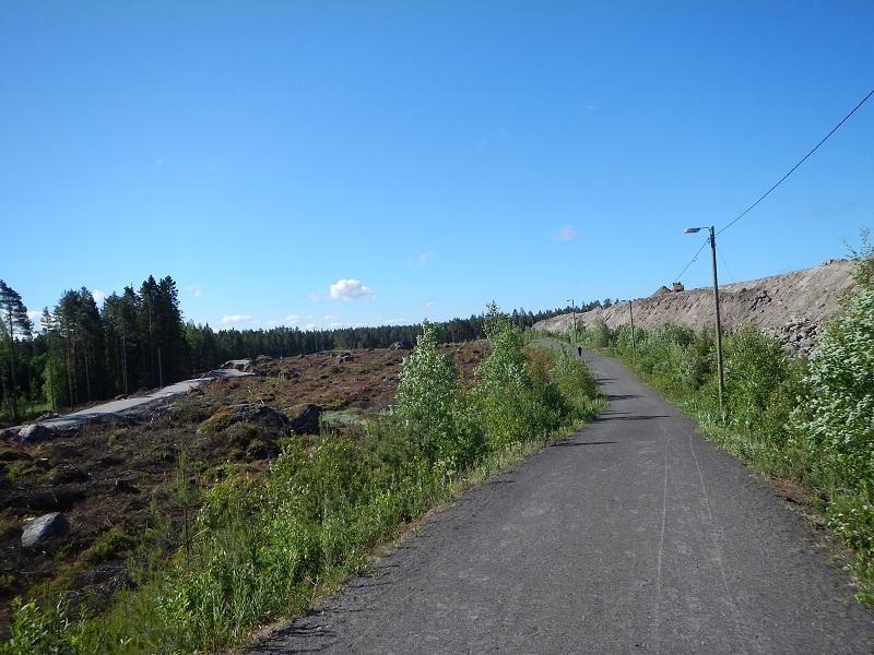 cykelpass stenhaga infjärden
