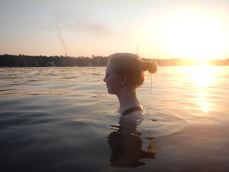 simning heidi