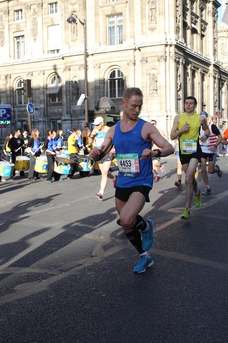 paris marathon 2014 jag 2
