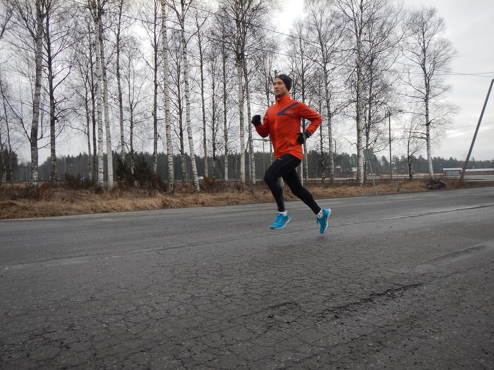 genrep 5 km 4.4.2015