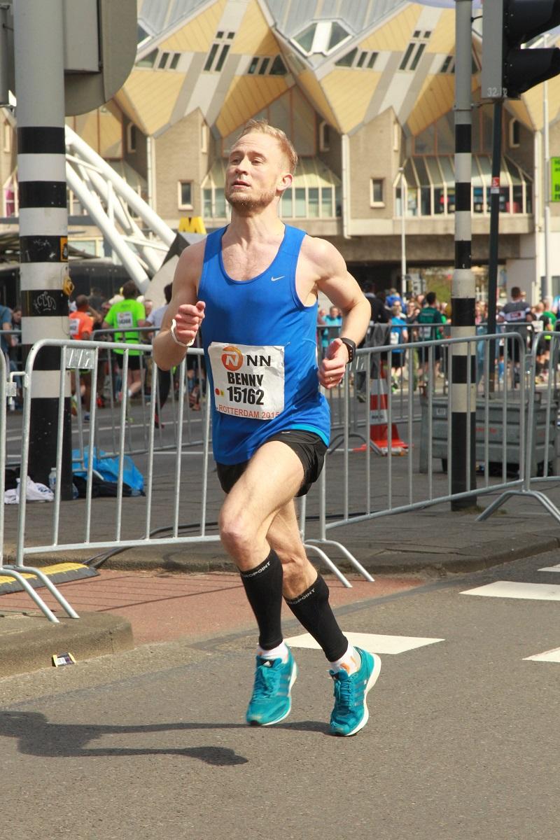 rotterdam marathon slutskedet