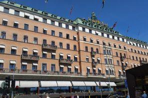 Lite bilder från Stockholmsbesöket