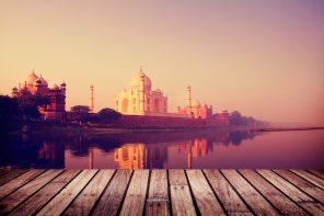 Ett intressant maratonlopp i Indien