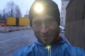 Tips för löpning i mörker – LUMA-mössan