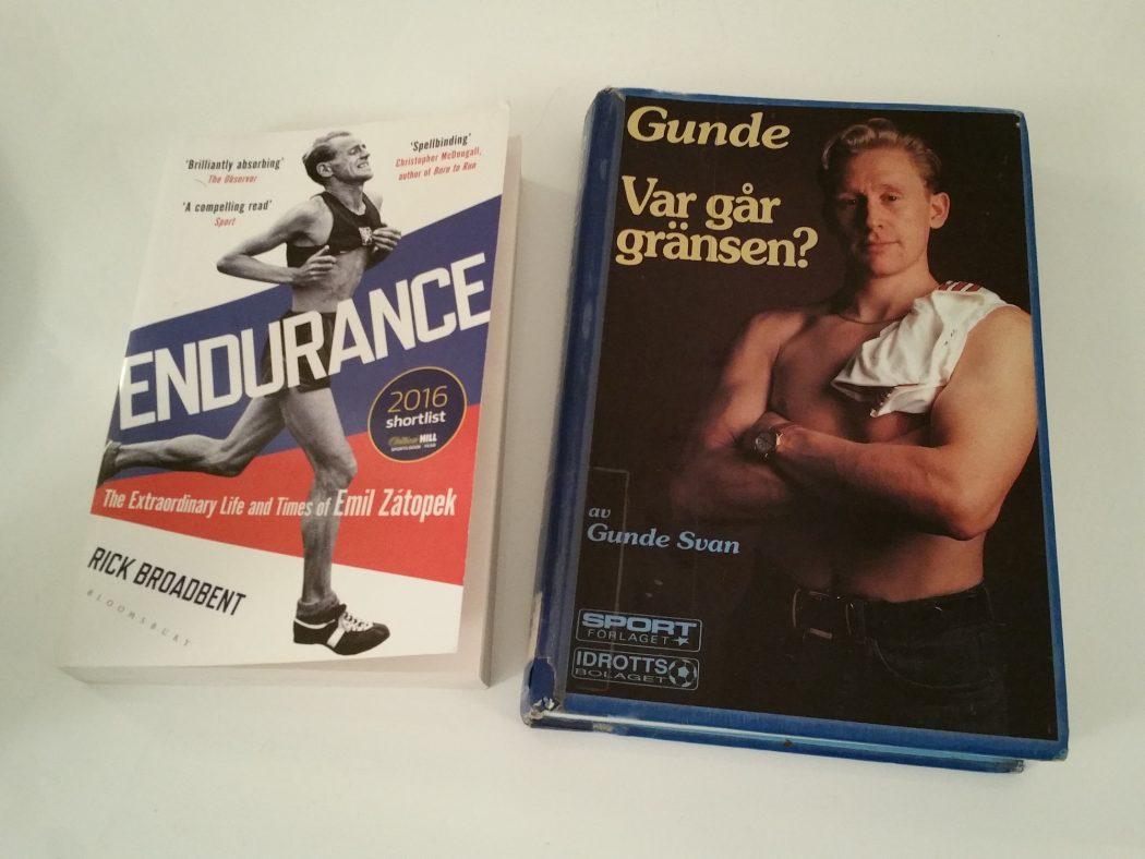 inspirerande böcker för löpare