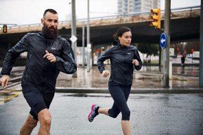 Produktteknologi för löparen: GORE ® Invisible Fit och GORE-TEX® SHAKEDRY™