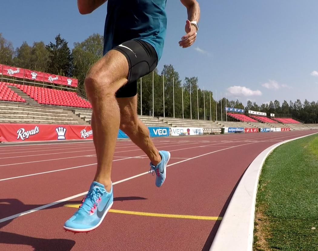 banlöpning intervaller maratonträning