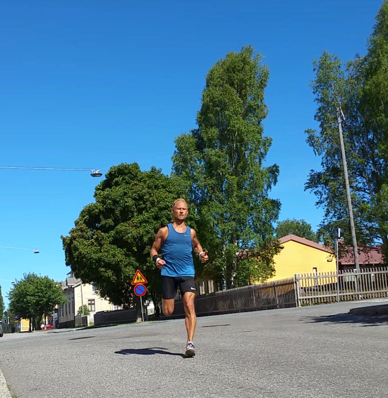 bra intervaller för maratonträning