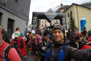 Från GORE-TEX Transalpine Run – del 1