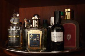 Ett annat av mina intressen – parfymer