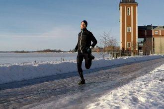 maratonträning vintertid