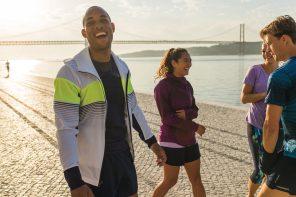 USA-etta lanseras i Sverige lagom till löparsäsongen