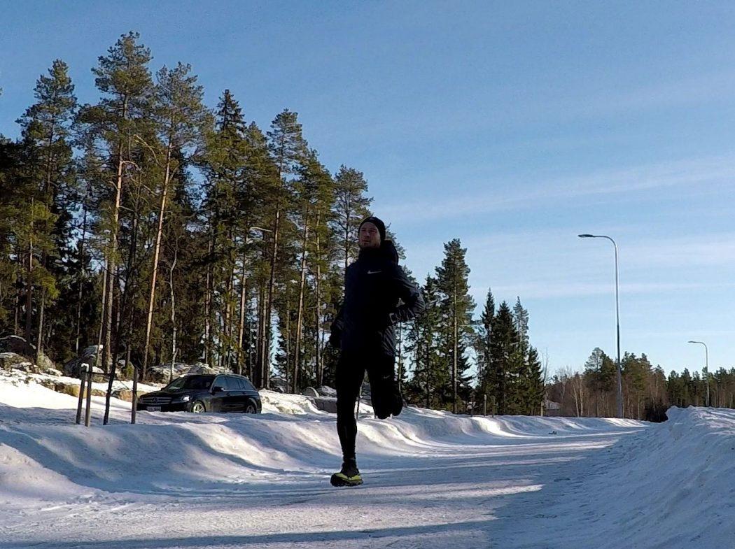 maratonträning maratonlöpning