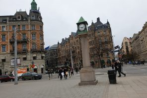 Händelserika dagar i Stockholm