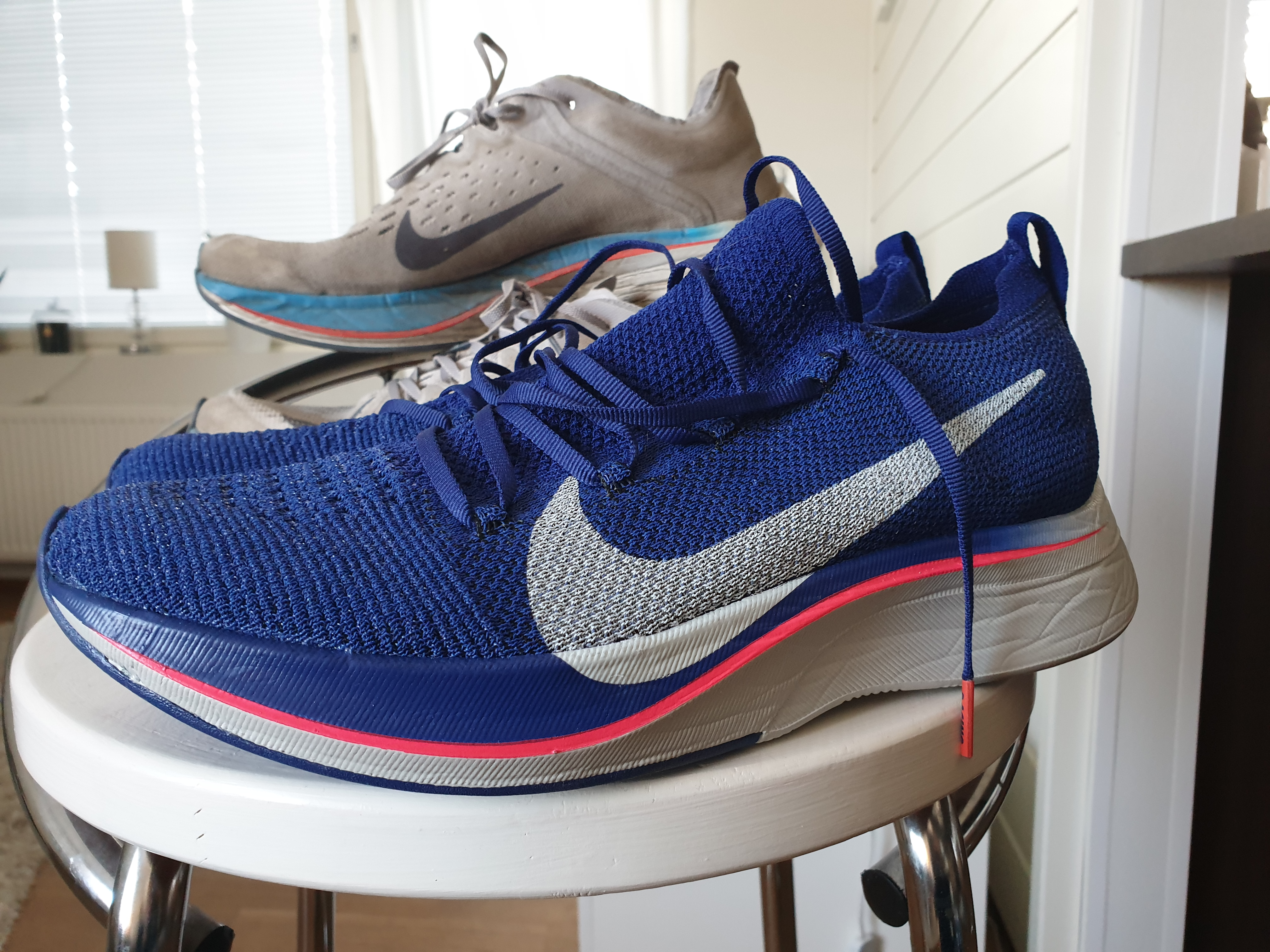 nike vaporfly 4% review recension