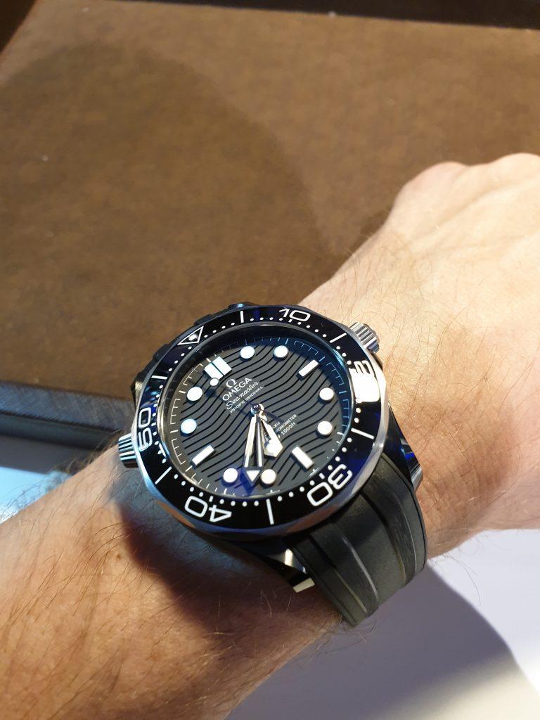 omega seamaster professional ny 2019
