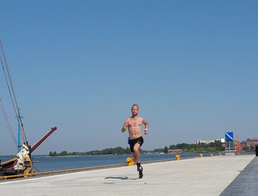 sommarträning löpning