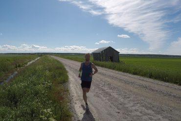 maratonträning på sommaren