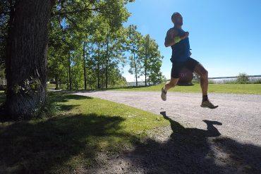 intervaller löpning sommar